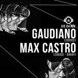 Gaudiano & Max Castro @ 20DOCE (04.11.2016)