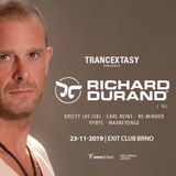 Dj Re-Minder@Live from Trancextasy with Richard Durand 23-11-2019-Exit Club Brno