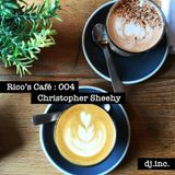 Rico's Café Podcast: EP004 feat. Christopher Sheehy