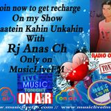 Rj Anas ch mid night show with sweet listner 15-02-2018