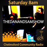 The Dan and Sam Show - @DanandSamShow - 25/12/16 - Chelmsford Community Radio