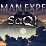Opening for HumanExperiencen & SaQi Nov 2014