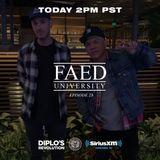 FAED University Episode 28 - 10.24.18