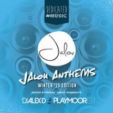 Jalou Anthems - Winter '15 Edition (Disc 02) - Old School R&B Classics