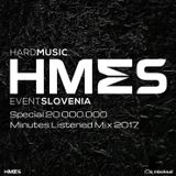 HMES @ Special 20.000.000 Minutes Listened Mix 2017