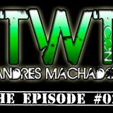 Andrés Machado's TranceWorld Tunes #027 w/ Isaias Cobos as Guestmixer (27 Mar 2012)