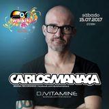 Carlos Manaca LIVE @ Waikiki Beach Club   Costa da Caparica, Portugal
