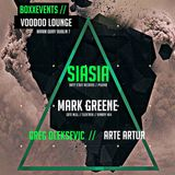 Siasia - Live at Voodoo Lounge (Dublin/IE, 12.12.2015)