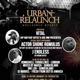 The Regency Rooms - Urban Re-Launch Promo Mix