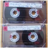 H'dm progression cassette mix #16 (The New York Chi-town connection mix) Rec. July '89