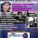 Energised With DJ Tim - 7/6/14/ - 103.2 Preston