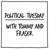 Political Tuesday | 04.09.2017 - Rt. Hon. David Carter + Prof. Richard Shaw