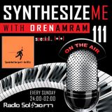 Synthesize me #111 - 08/03/2015 - hour 1