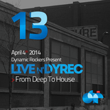 LIVE n'DYREC Radio Show – Episode #13 – Deep To House Session