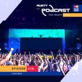Rusty - The Trusty Show #028 (Live @ Balaton Sound MainStage 2015)