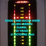 DJ BRONCO invite JULIEN LEBRUN, DJAMEL, DJ TIAGO (2003)