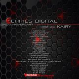 Tino Deep - Chihes Digital 2nd Anniversary Guest Mix (September 30, 2013) On InsomniaFM