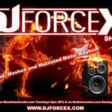 The DJ Force X Show - Episode #22 Halloween Special