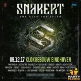 RNBQ Presents | SNAKEPIT 2017 | Warmup Mix