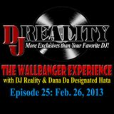 The WallBanger Experience-Feb.26 2013