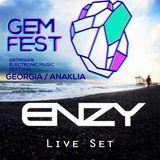 LiveSet @ GEM Festival (Georgia 22.07.17)