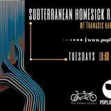 Subterranean Homesick Radio Show @ Poplie - 20/03/2018 (Thanasis Karanikas)