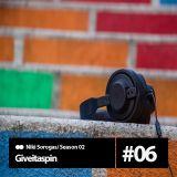 giveitaspin 2.6 @ Paranoise Radio | 30. 01.18