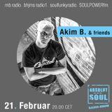 Absolut Soul Show /// 21.02.18 on SOULPOWERfm