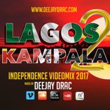 LAGOS TO KAMPALA INDEPENDENCE VIDEO MIX(OUT ON WWW.DEEJAYDRAC.COM)