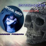 Brainshakers podcast #079 (guest NAAREK FREEMAN)