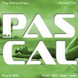 Summer Mix 2015 - DJ Pascal