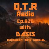 OTR Radio (episode 026) with DASIS (Halloween 2019 SpeciaL)