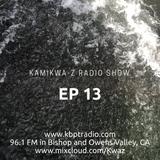 KamiKwa-Z Radio Show #13