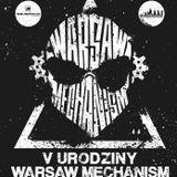 The Anxious Live @ V Urodziny Warsaw Mechanism (14.11.2014)