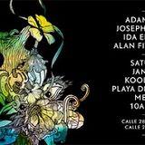 Joseph Capriati - Live at DRUMCODE (BPM, Kool Beach, Playa Del Carmen) 11-01-2014