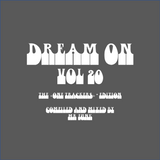 """Dream On - Vol 20 - The """"One Trackers"""" edition - By Mr Funk"""
