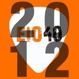 EIO40 INDIE YEARS MIXTAPE - 2012