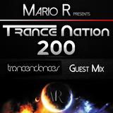 Trance Nation Ep. 200 (22.03.2015) with Trancendances