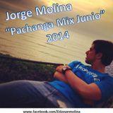 Jorge Molina (Pachanga mix Junio 2014)