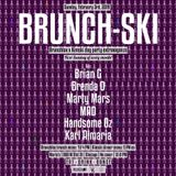 Brian G & Brenda D Live @ Brunch-Ski | Feb 03 2019 Brunchlox day party (Chicago)