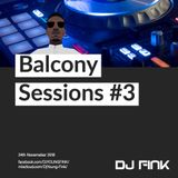 DJ Fink's Balcony Sessions #3 - (2018-11-24)