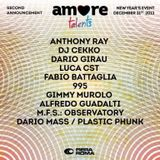 Gimmy Murolo Live at Amore Music Experience 31/12/2013 NYE