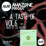 Amazone podcast 49_ The Welderz ( A taste of vol 6 Compil Mix )