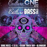 Culture ONE 2012 set