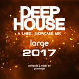 Deep House Label Showcase: Best of Large Music 2017