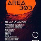Mike Deem @ Area 303 Black Angel Halle/Leipzig (DE) 14-04-2018