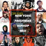 DJ TAZAWA - BEST!!! NEW YORK FRESHMAN HIPHOP MIX!!!