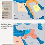 Petite histoire du Liban - 2/4 : Du 18em siècle au mandat français