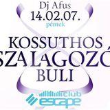 Club Escape Live @ 2014.02.07