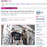 South Africa Stand Up!